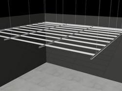 USG Design Studio | USG Drywall Suspension System
