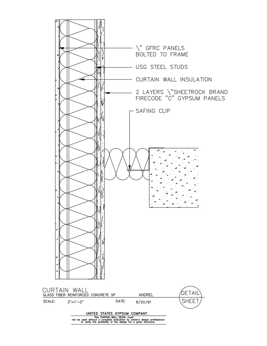 Reinforced Concrete Wall Detail submited images