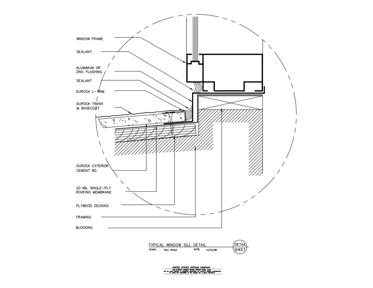 Usg Design Studio Window Sill Download Details
