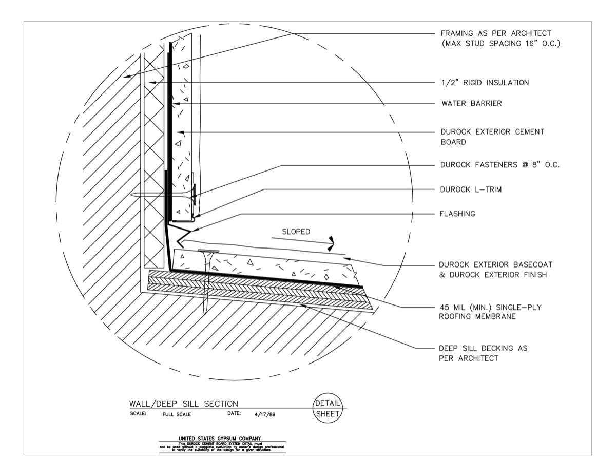 Concrete Retaining Wall Product Technical Materials & Specifications
