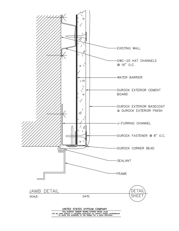 Window jamb measure for the new window sc 1 st lowe for Window jamb design
