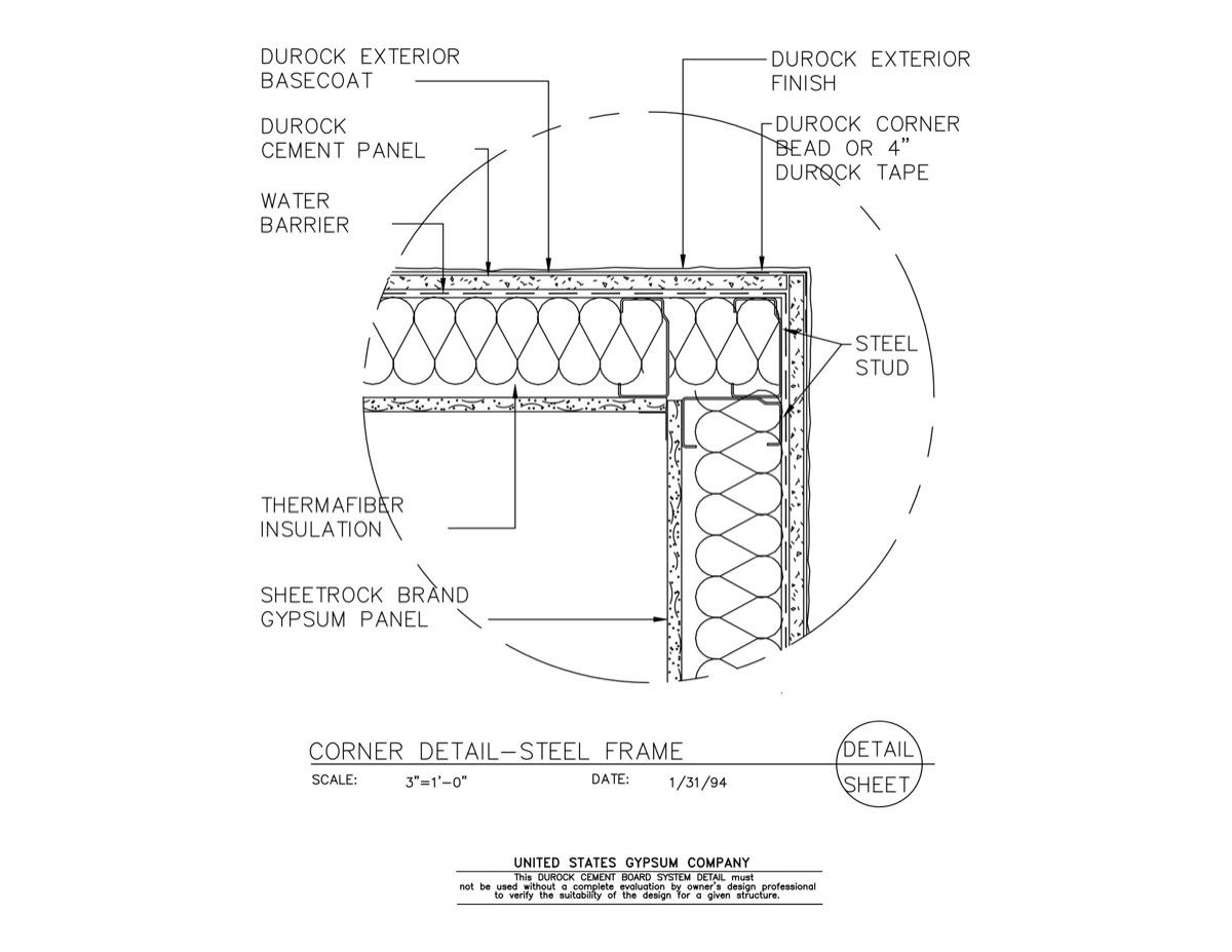 USG Design Studio | Steel Stud Framing - Download Details