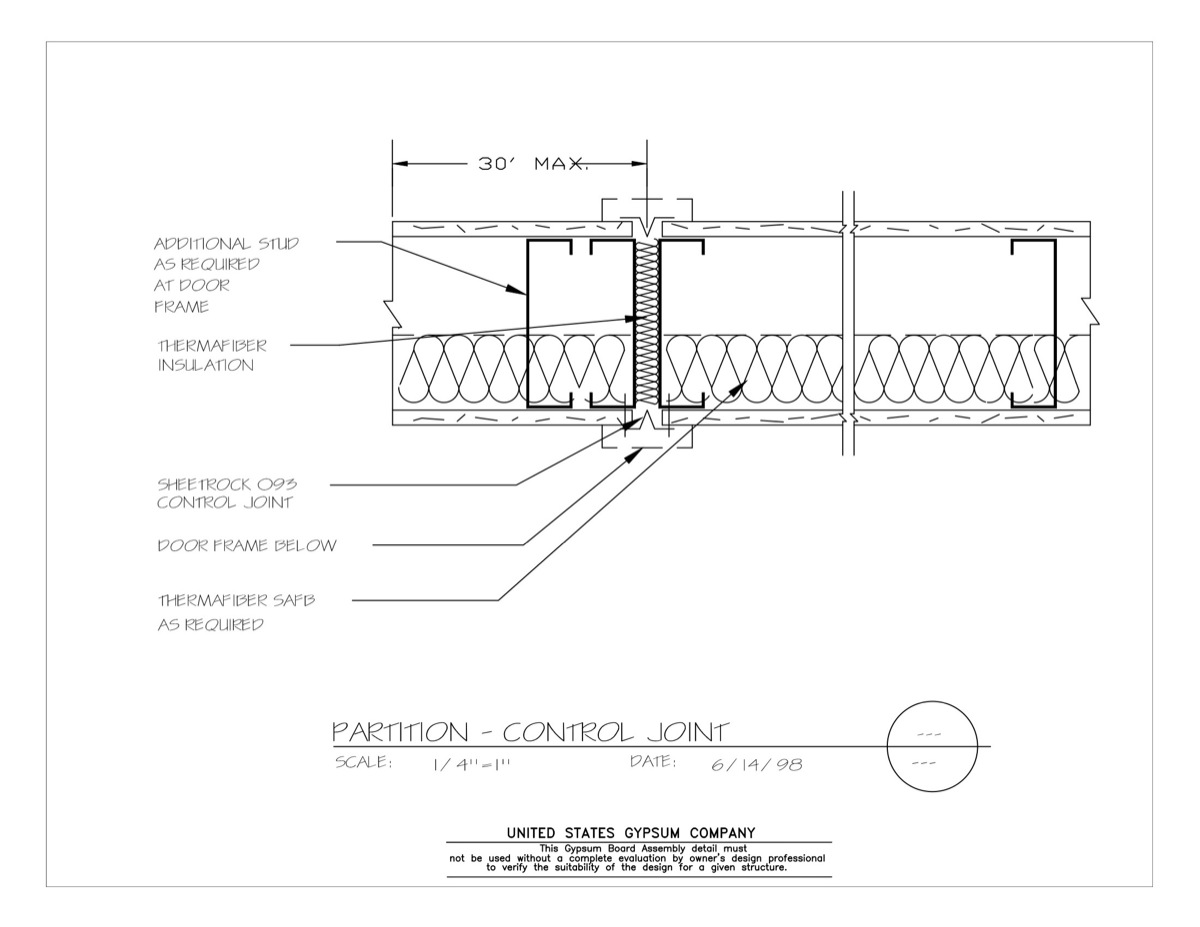 Gypsum Board Ceiling Detail Drawing Pranksenders