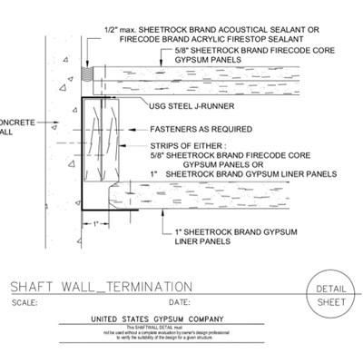 Usg Design Studio Acoustical Sealant Download Details