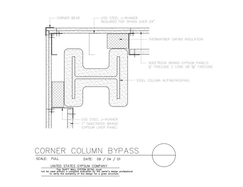 USG Design Studio | Corner Details - Download Details