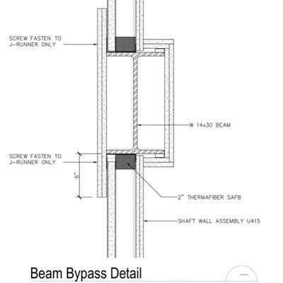 09 21 16.23.319 Shaft Wall Beam Bypass