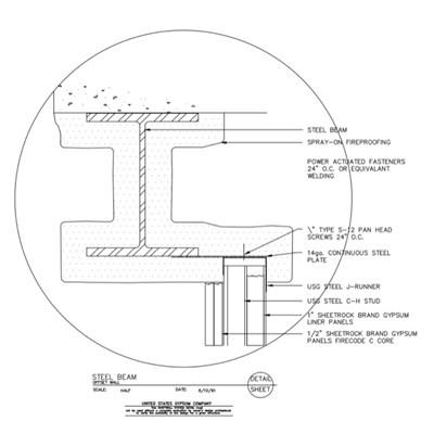 Usg Design Studio Steel Beam Download Details