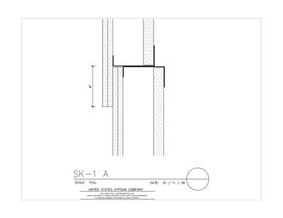USG Design Studio | Shaft Wall - Download Details