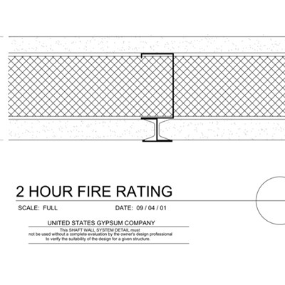 Ul 2 Hour Fire Rated Ceiling Assemblies Americanwarmoms Org