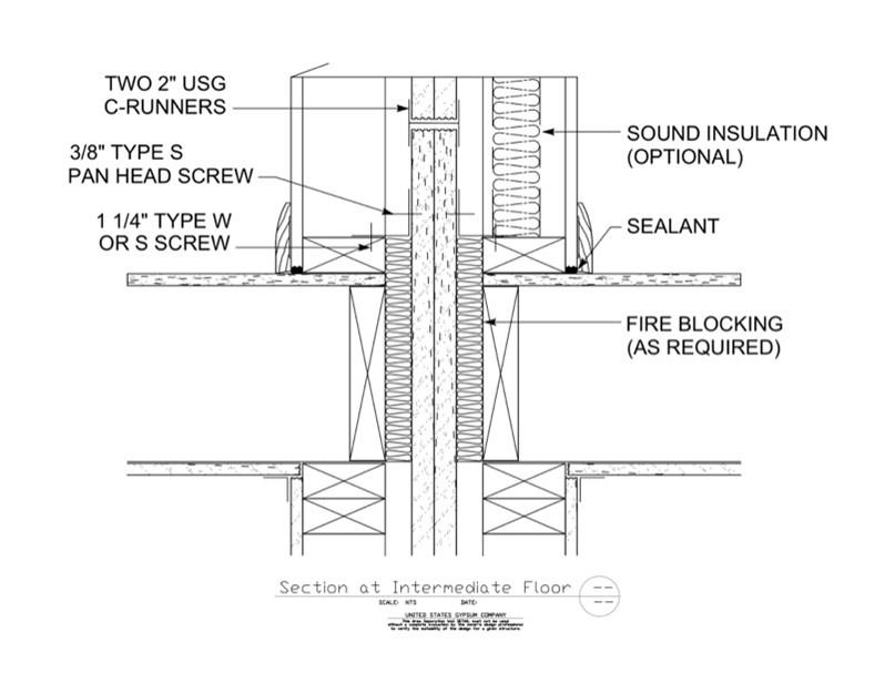 S Light Glass Rod Column Mirror Base