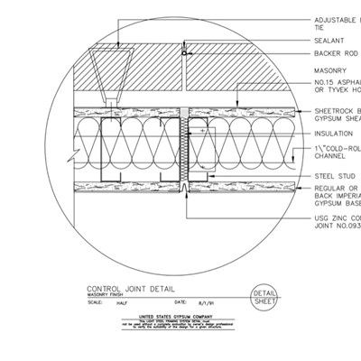 USG Design Studio | Steel Stud Framing - Download Details