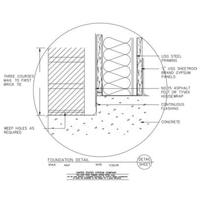 USG Design Studio | Light Steel Framing - Download Details