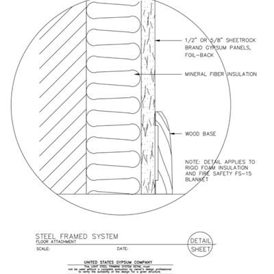 USG Design Studio | Framing System - Download Details
