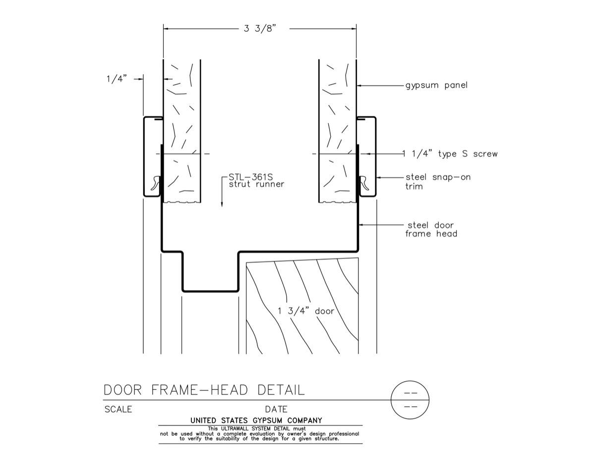 Pin door jamb detail cad pictures on pinterest for Door jamb detail