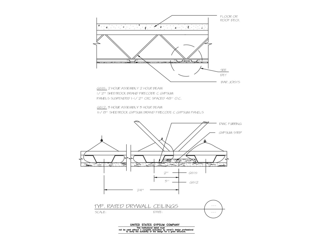 Typical Drywall Detail : Suspended ceiling details pictures to pin on pinterest