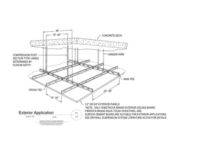 Usg Design Studio Drywall Suspension System Download