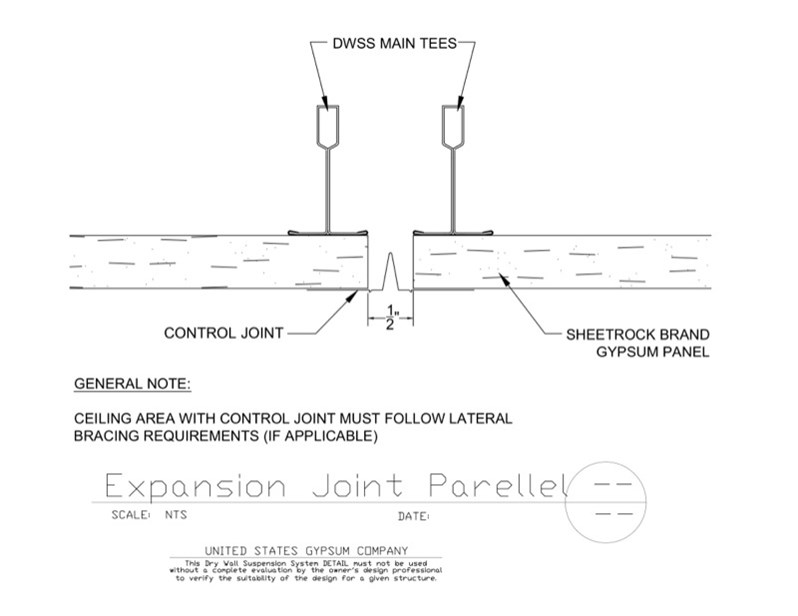 09 21 16 93 271 Dwss Expansion Joint Parallel Download