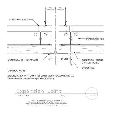 USG Design Studio | Drywall Suspension System - Download Details