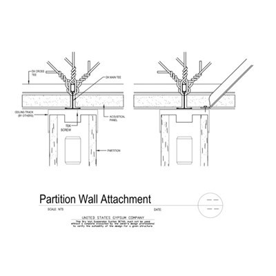 09 21 16.93.327 DWSS Partition Wall Attachment