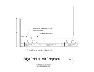 Usg Design Studio Compasso Trim Download Details
