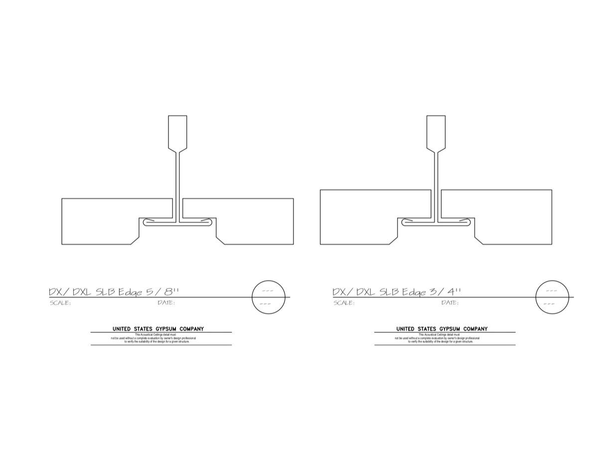 Usg Design Studio Suspension System Download Details