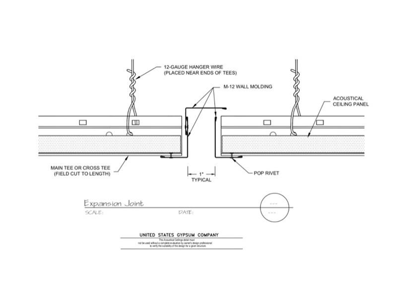 Usg Design Studio 09 51 13 161 Acoustical Ceilings