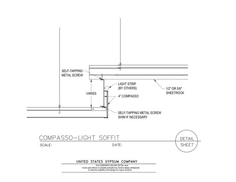 Usg Design Studio 09 54 00 13 133 Specialty Ceilings