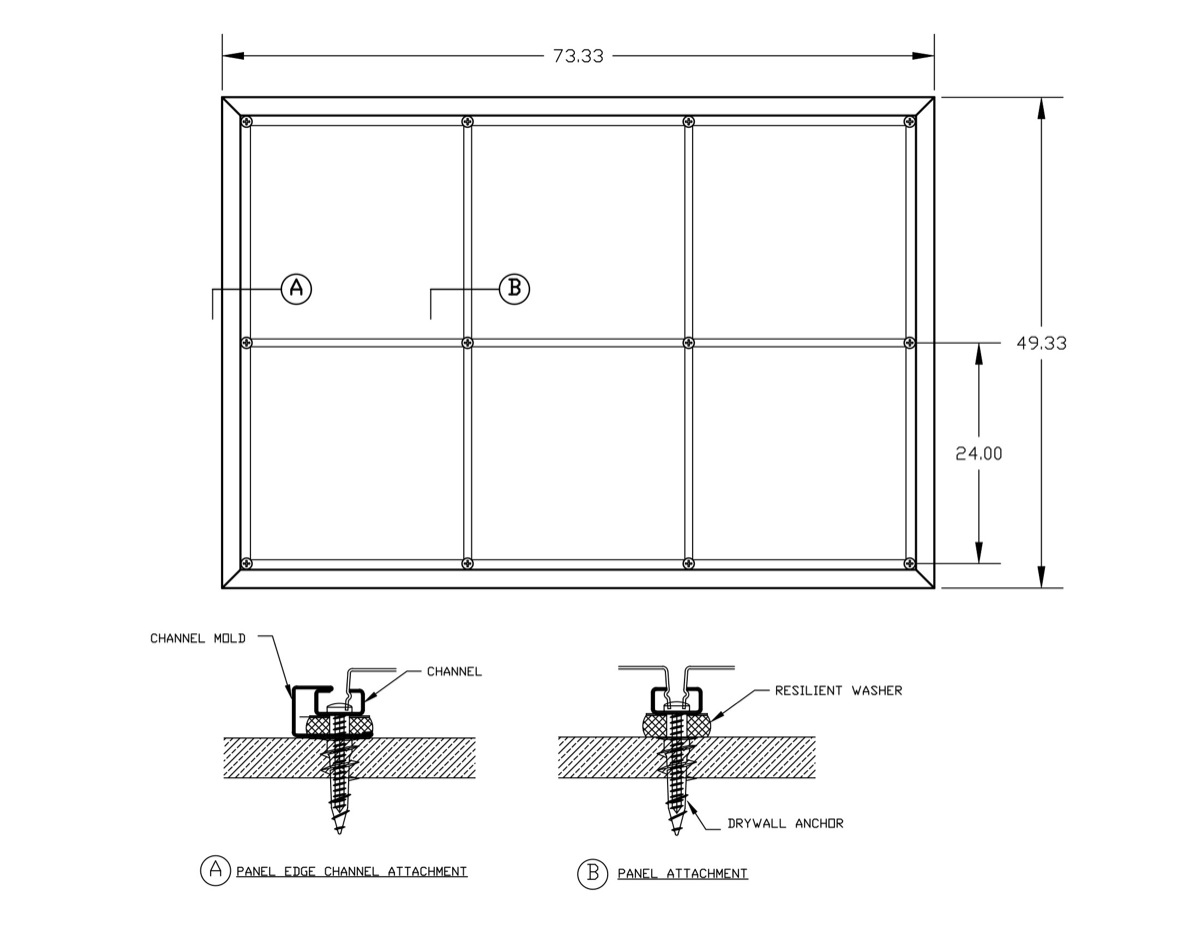 Alucoil Acm Metal Panel Steel Stud Design A R Value 18 U