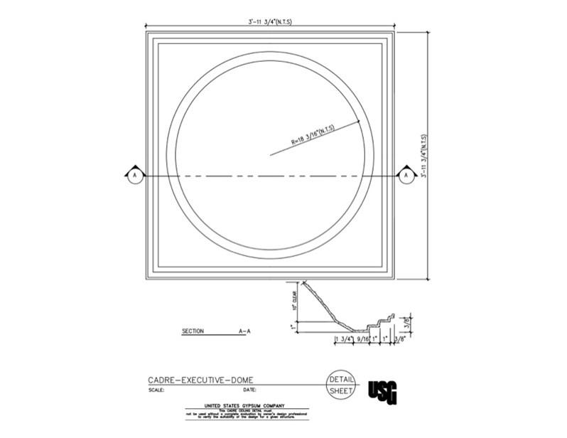 usg design studio 09 54 specialty ceilings. Black Bedroom Furniture Sets. Home Design Ideas
