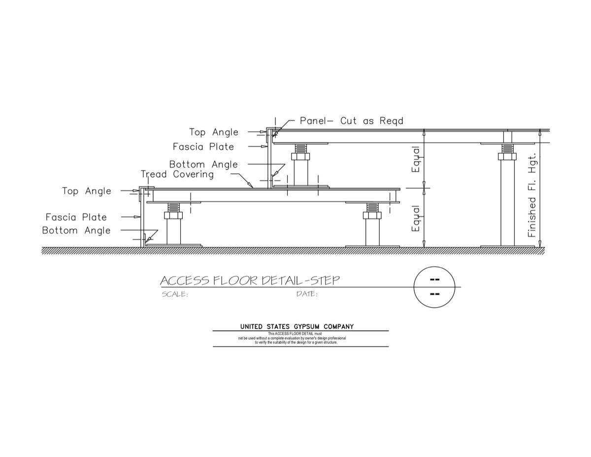 Usg Design Studio Access Flooring Download Details