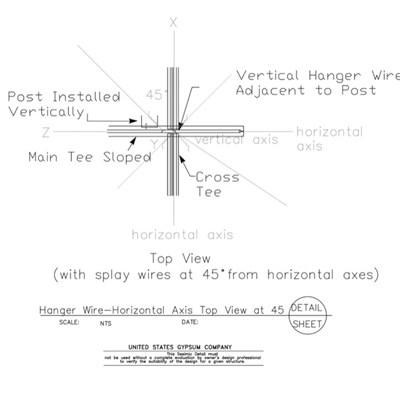 USG Design Studio | Hanger Wire - Download Details