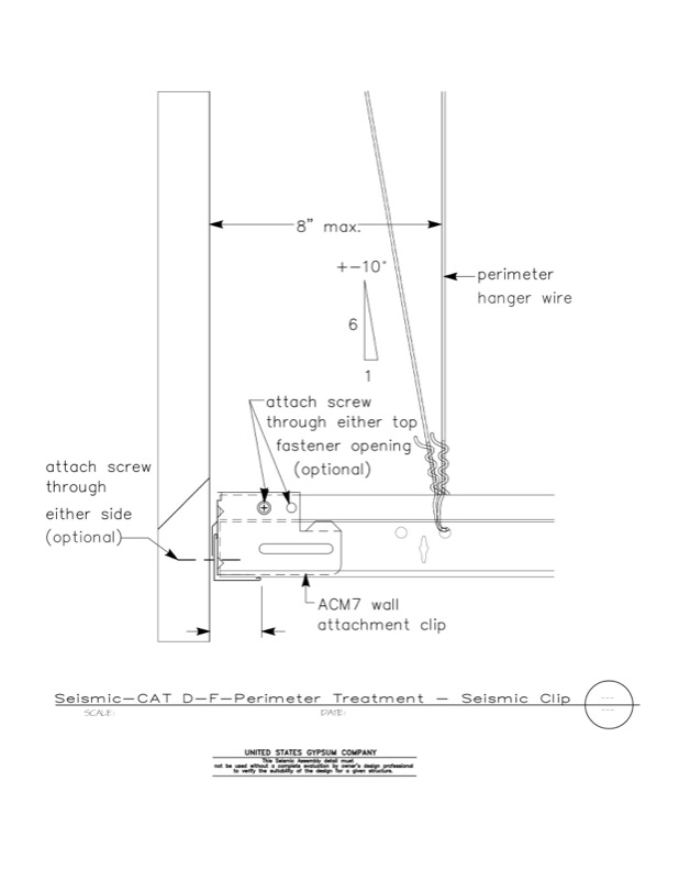 suspended ceiling wire attachment - Tulum.smsender.co