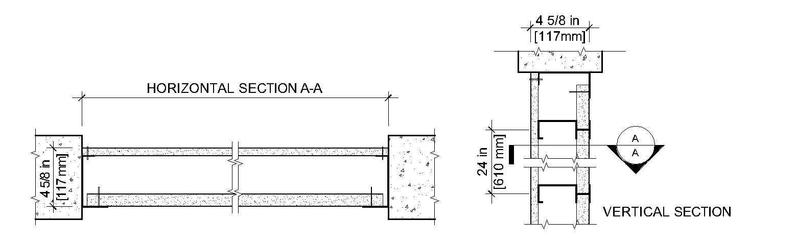 Usg Design Studio Ul U437 Fire Resistant Assembly