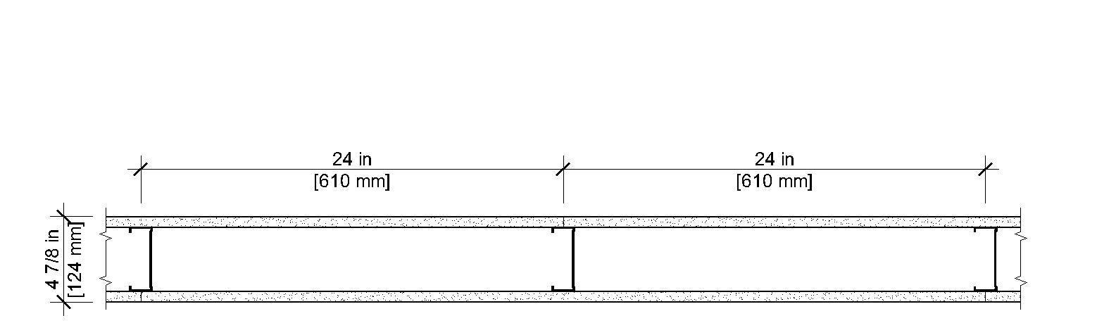 Usg Design Studio Ul U465 Fire Resistant Assembly Fire Rated Assembly Fire Rated Detail